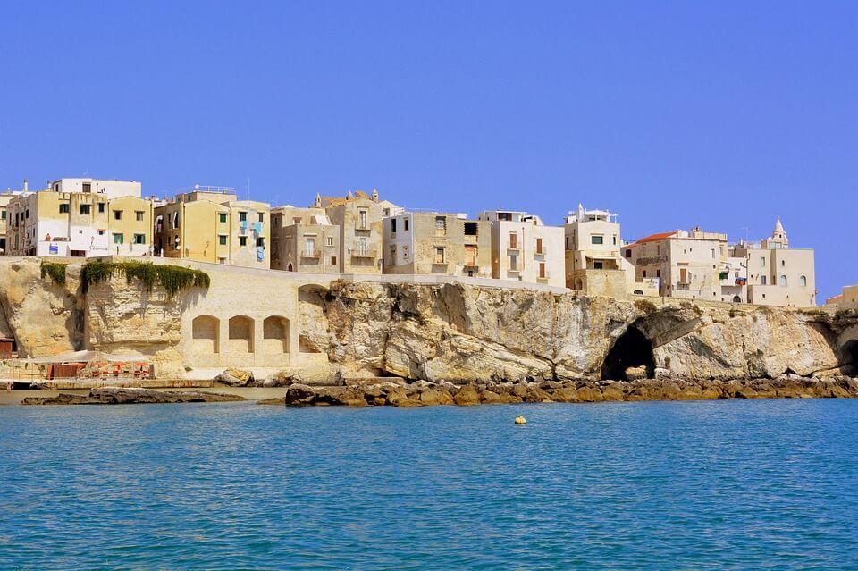 puglia seaside town and one of the cheapest places to live in italy