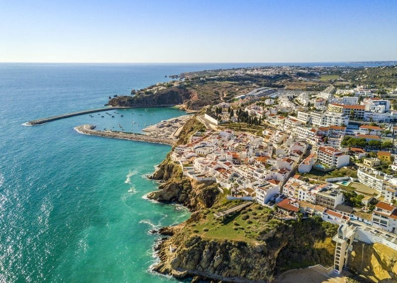 the algarve in portugal. best places to live