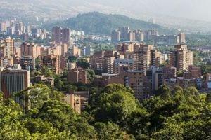 medellin colombia landscape