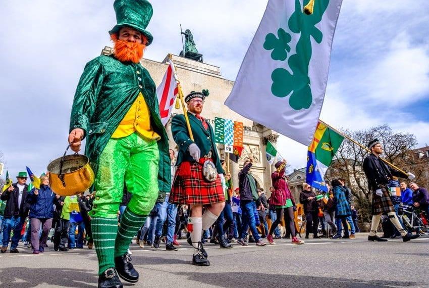 fec2c81937a Celebrating St Patrick's Day Around The World