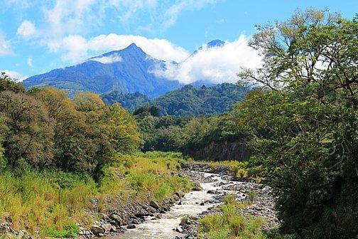volcan, panama