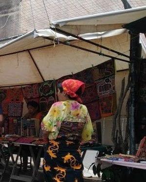 Indigenous Woman from Guna Yala