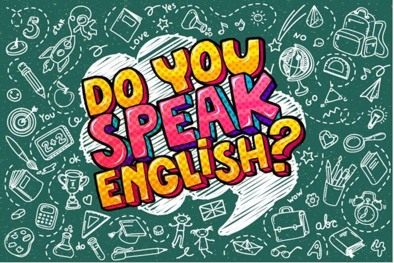 teach english banner