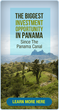 Biggest Investment Opportunity In Panama Since The Panama Canal