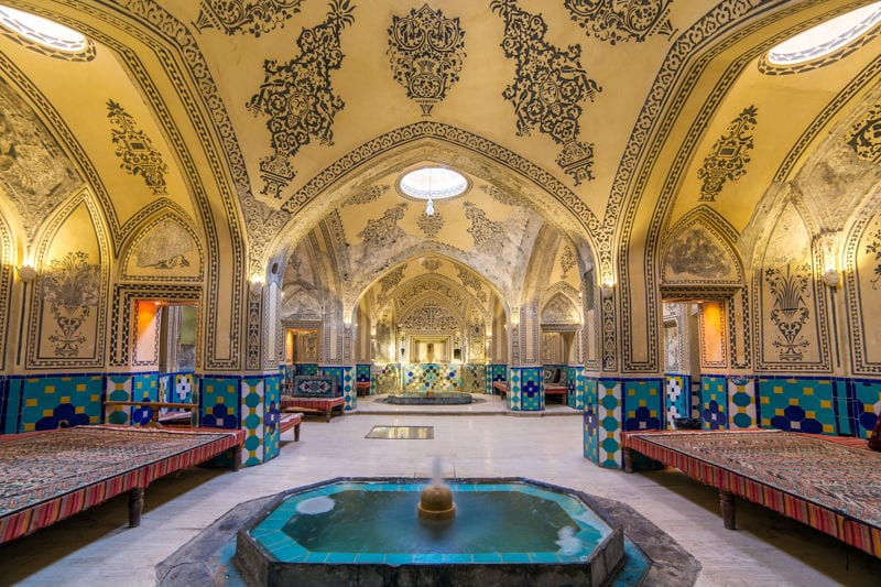 A Turkish Haircut And Trip To A Hammam In Istanbul
