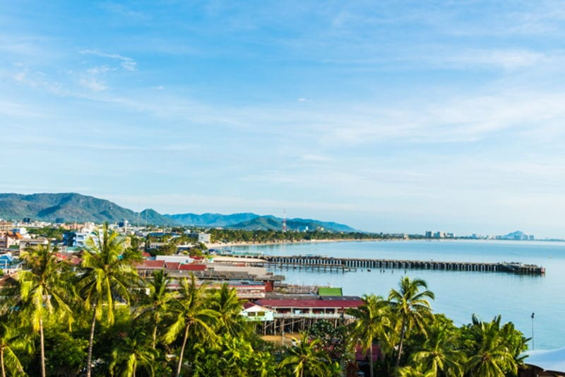 Hua hin one of the best places to buy real estate in thailand.