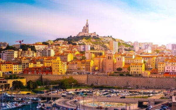 Marseilles is one of the best places to buy real estate in france