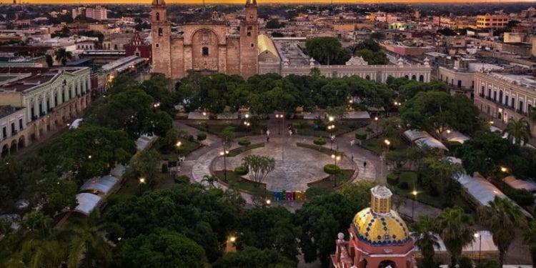 medira mexico colonial town