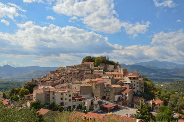 molise in italy small town