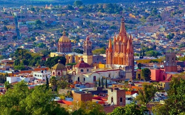 San miguel is one of the best places to buy real estate in Mexico