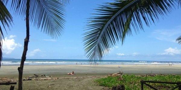 Santa Catalina. Expat town in Panama