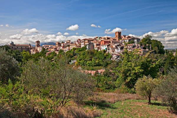 abruzzo town