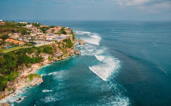Best places to retire in indonesia uluwatu beach