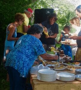 picnic at carmelita gardens