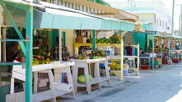 Corozal market belize