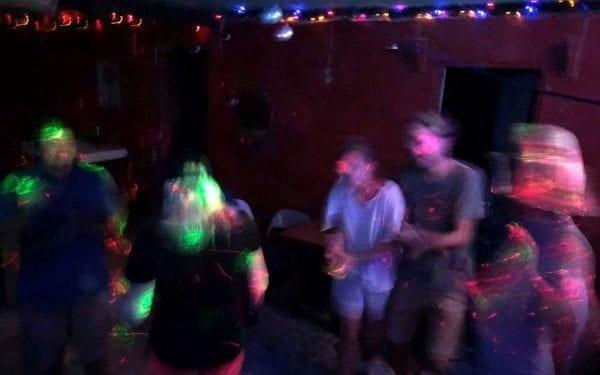 a nightclub in belize
