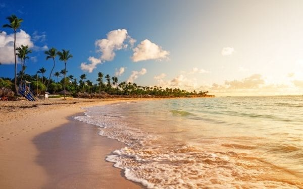 Punta Cana in the Dominican Republic