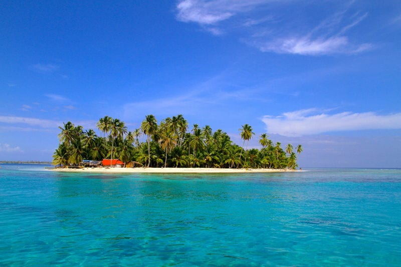 nubesidub san blas island life