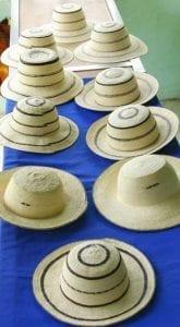 traditional style sombreros Panama City