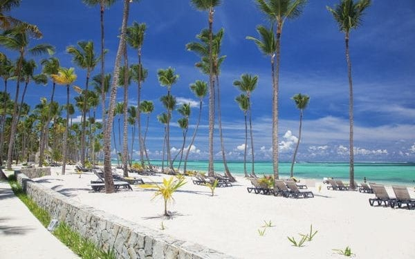 bavaro beach in the dominican republic