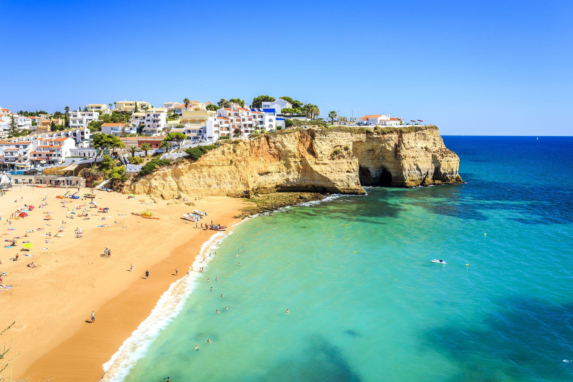Algarve is one of the best places to retire in Portugal