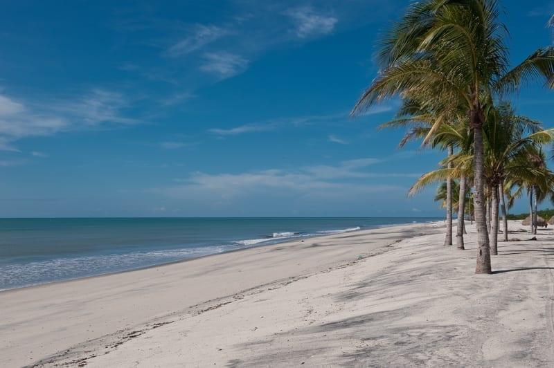 Playa Blanca, Panama.