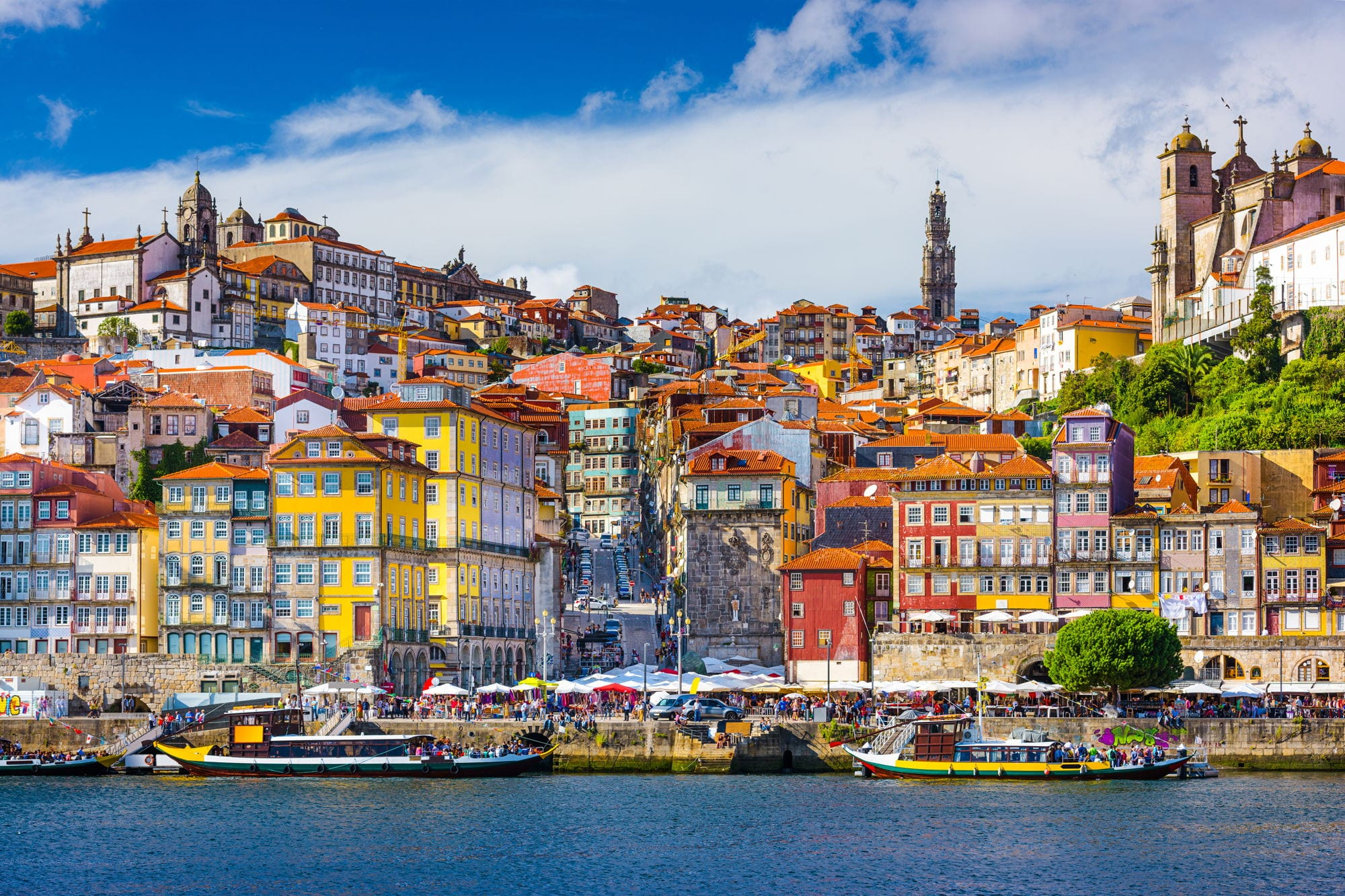 Porto is one of the best places to retire in Portugal