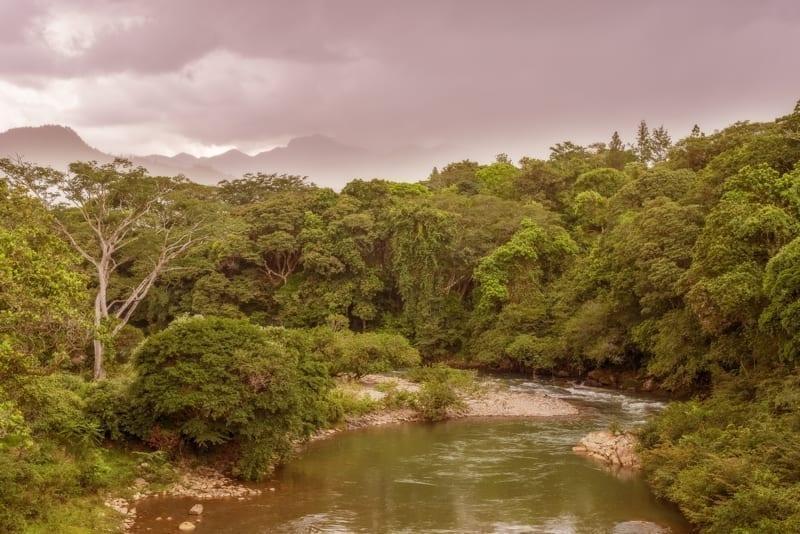 Santa Fe, Panama.