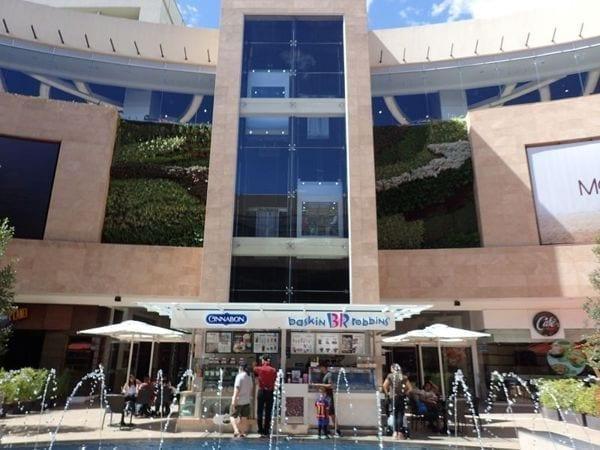 shopping mall in ecuador