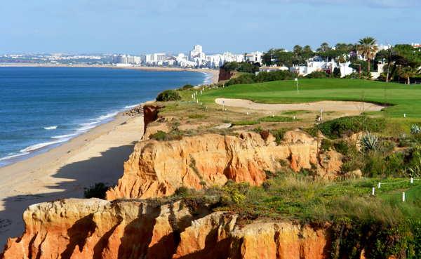 golf course algarv