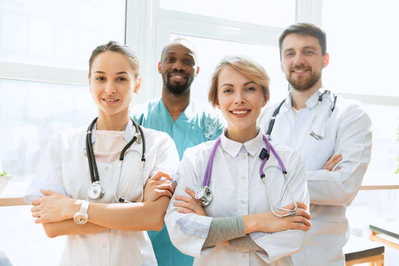 healthcare staff best hospitals overseas