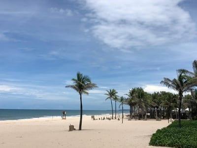 brazil beach view