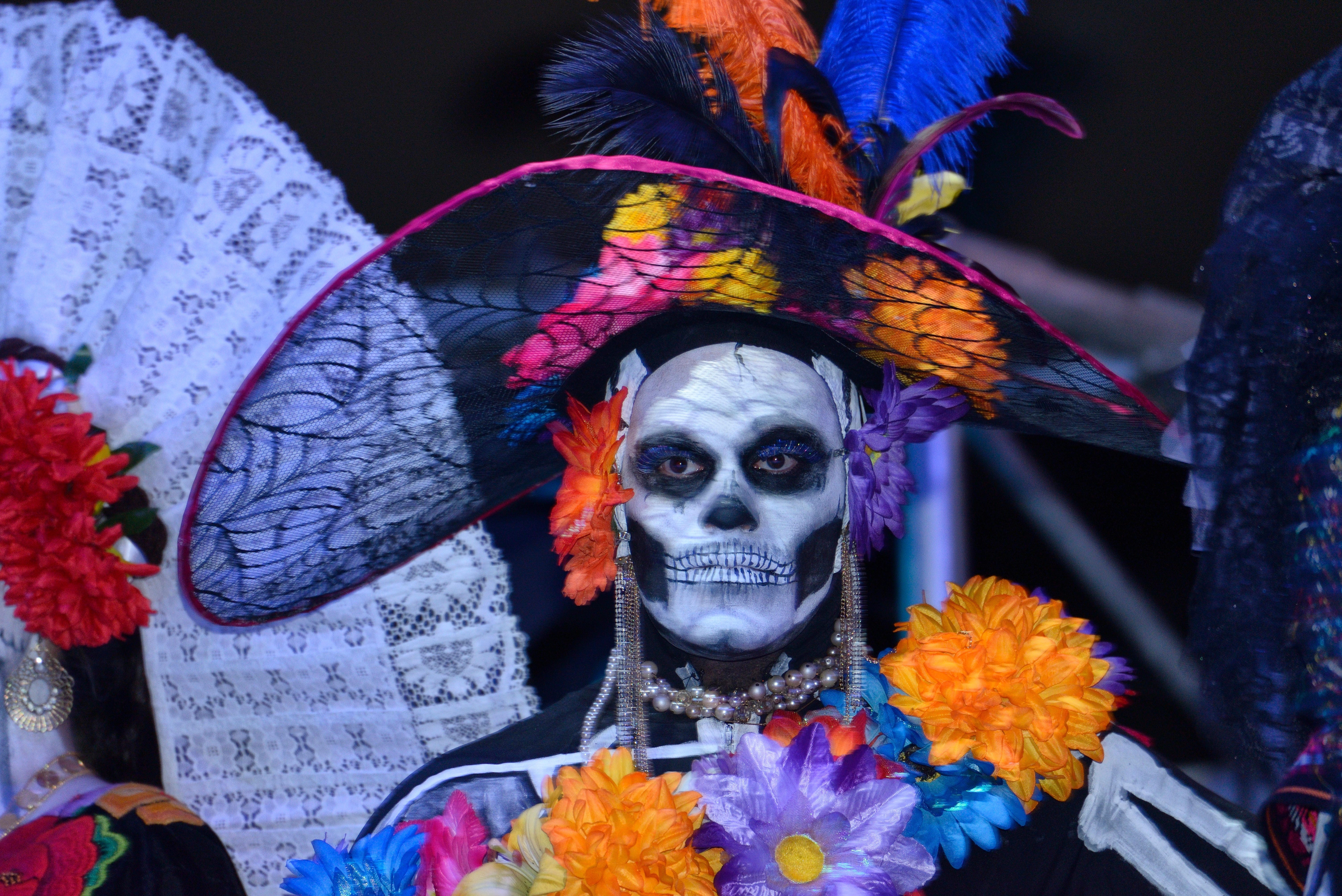 day of the dead mexico festival