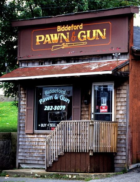 Pawn Gun in the United States