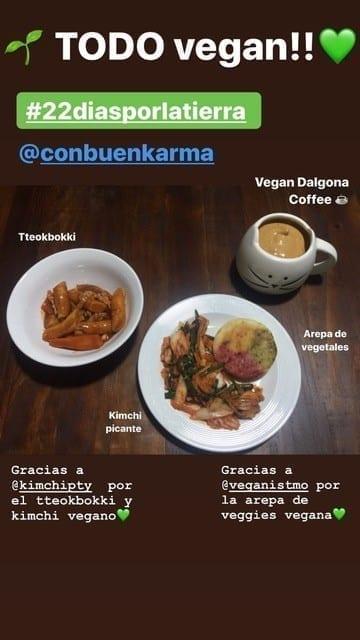 korean food vegan
