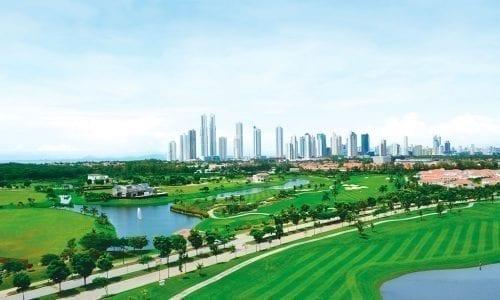 golf course costa del este panama