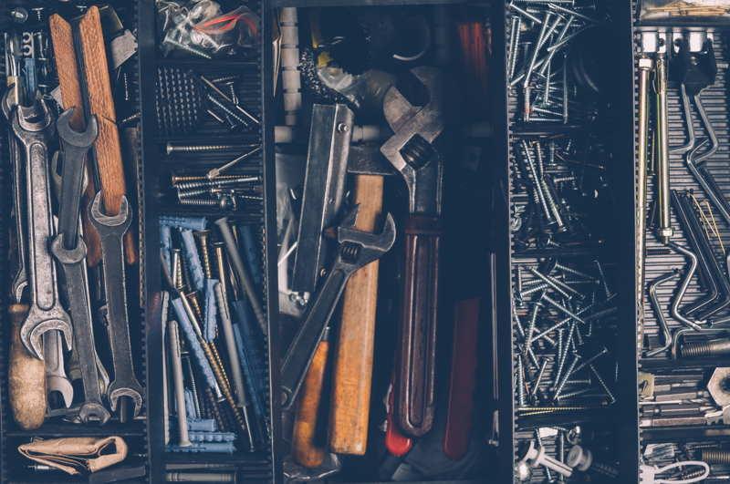 tool box for rv