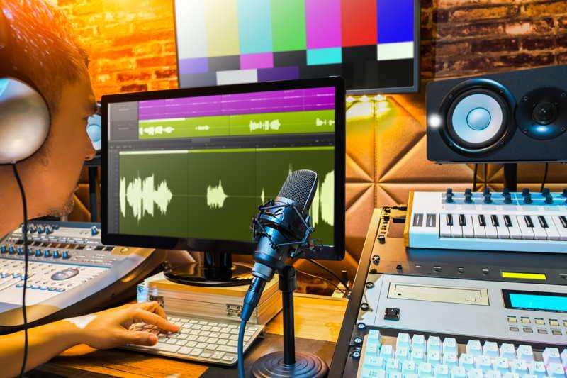voice over work recording artist