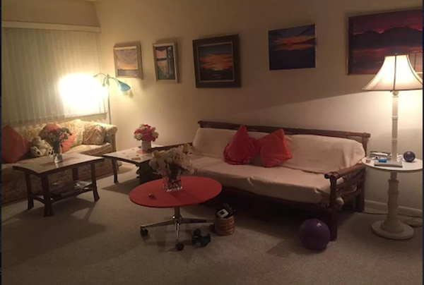 miami apartment interior
