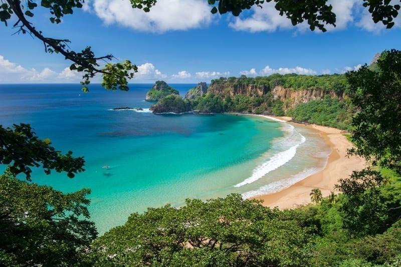 Sancho Bay, Brazil