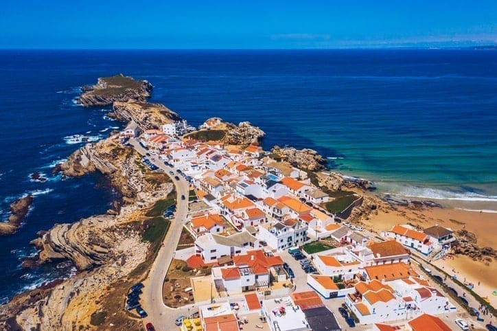 cheap countries to travel to Portugal, Baleal