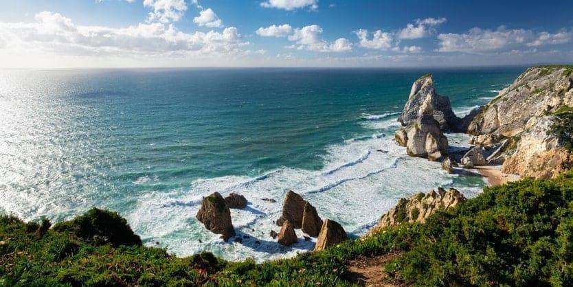 Cabo de Roca, Colares, Portugal