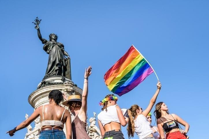 paris pride, gay friendly countries