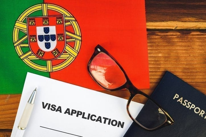 portugal work visa application