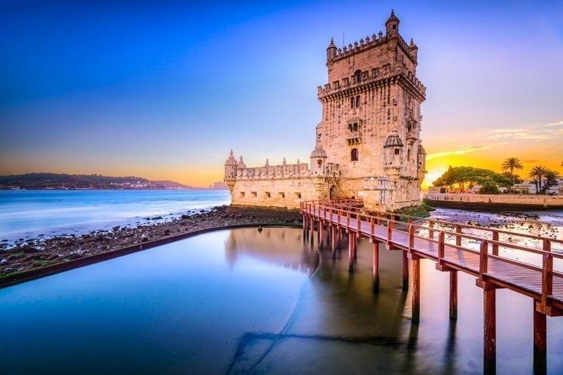 Belem Tower, Portugal.