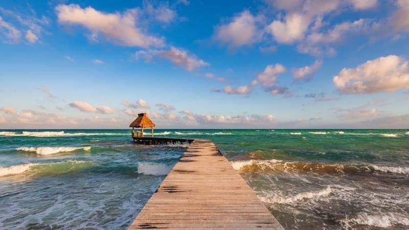 Riviera Maya, Mexico.