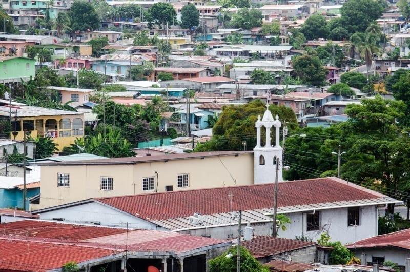 San Miguelito, Panama City, Panama.