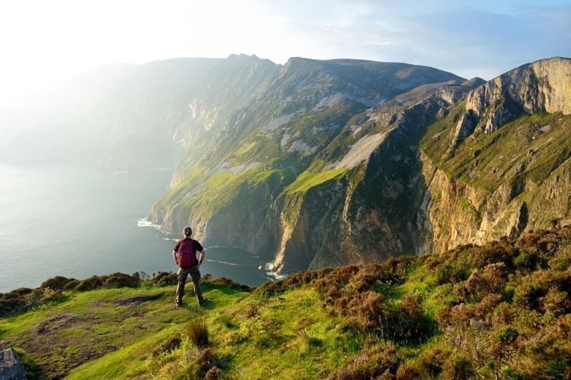 Slieve League, Ulster, Ireland