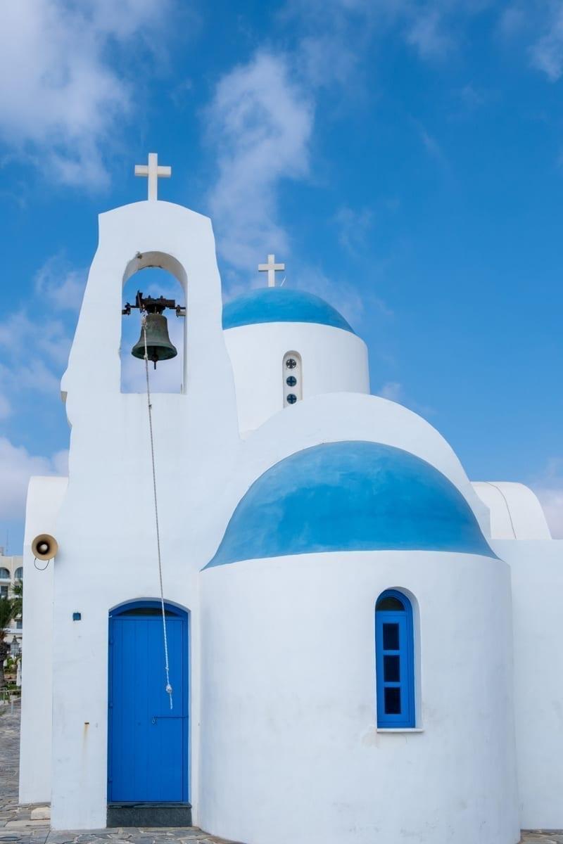 St Nicholas church, Protaras, Cyprus