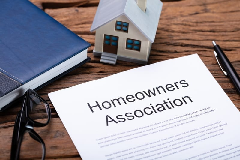 HOA Rules And Regulations Document